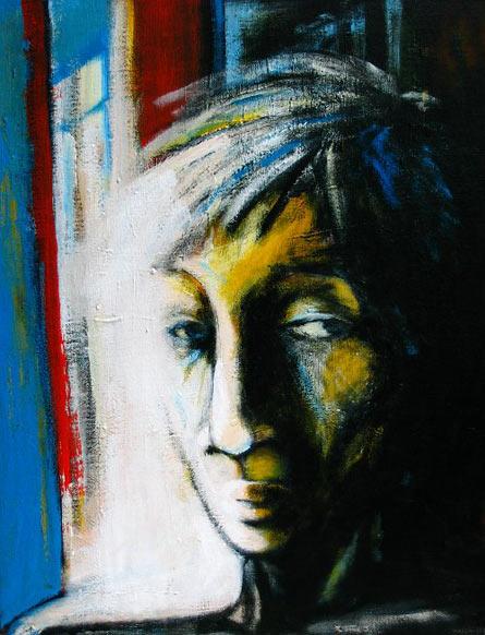 Painter Lupe Ficara