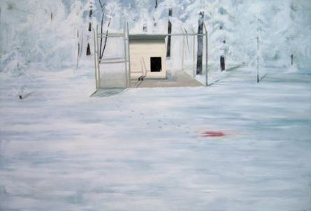Backyard By Heather Sherman