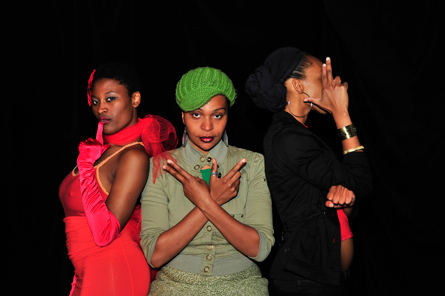 'Black Girl Ugly 2010', photo by Sherley Olopherne