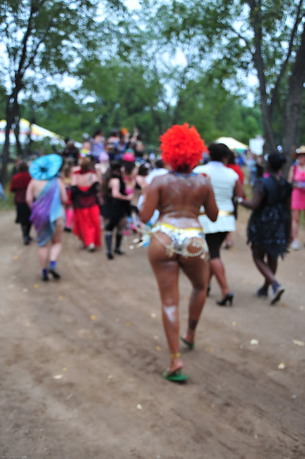 'Femme Parade' photo by Sherley Camille Olopherne