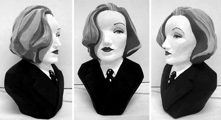 Garbotje sculptures by Chantz Perkins