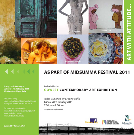 GOWEST 2011 Contemporary Art Exhibition