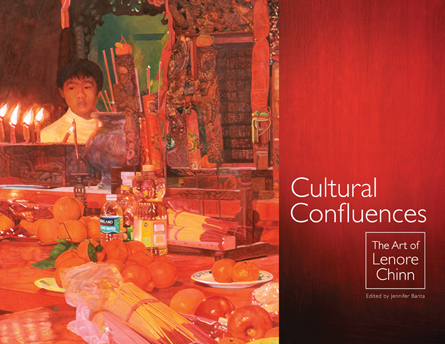 The Cover of 'Cultural Confluences' by Leonore Chinn, 2011