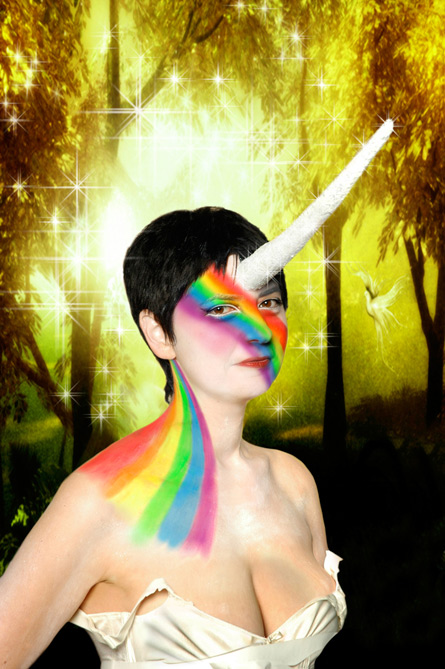 'Everything I've Got', performance by Jess Dobkin, 2010