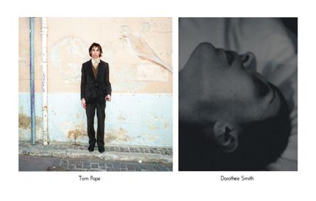 Press photo by Tom Pope and Dorothée Smith