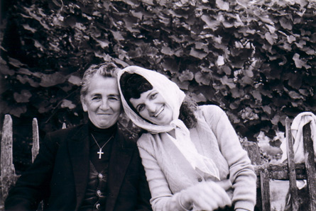 Film still 'Pashke and Sofia' by Karin Michalski
