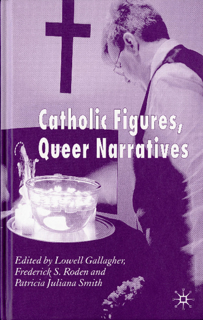 Cover image by María DeGuzmán published by Palgrave Macmillan 2007