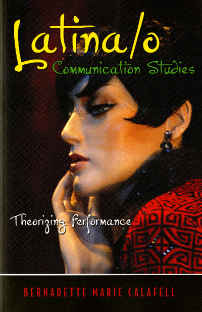 Cover photo by María DeGuzmán, published by Peter Lang Publishing, Inc. 2007