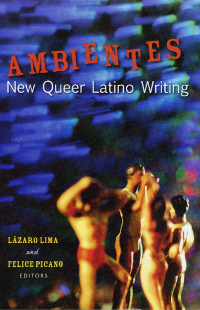 Cover image by María DeGuzmán, published by The University of Wisconsin Press 2011
