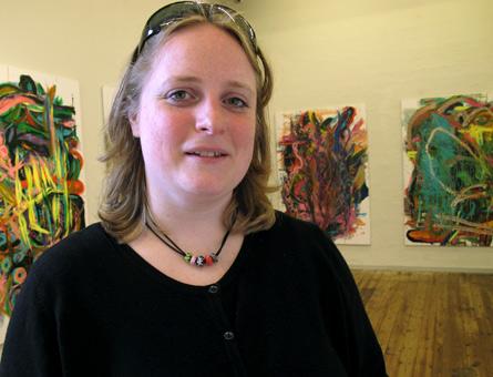 Danish painter Henriette Hellstern-Kjøller