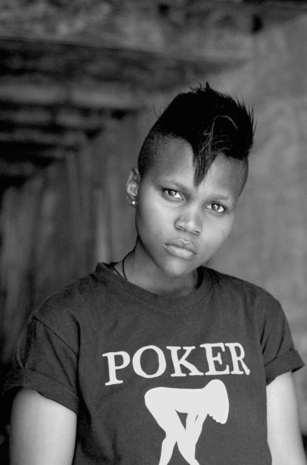 Ziyanda Daniel by Zanele Muholi