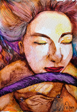 Dream by Violetta Jara