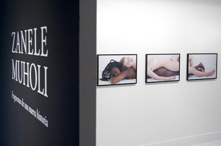 Zanele Muholi's solo show at CASA AFRICA, Las Palmas
