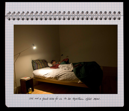 Photo from A True Story by Hinda Schuman