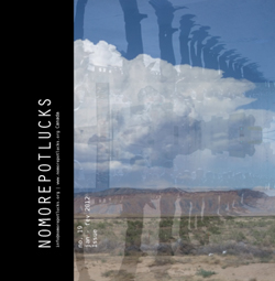 The Cover of No More Potlucks, Issue 19