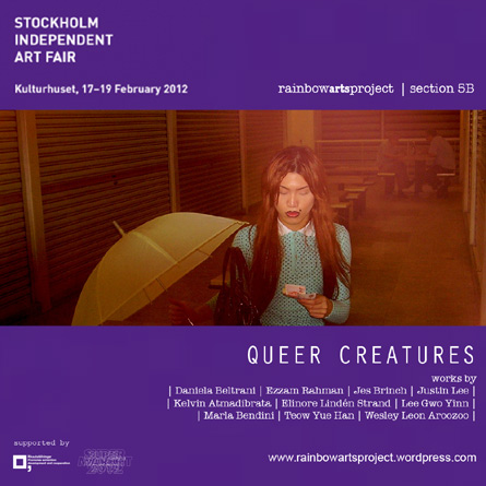 Queer Creatures poster