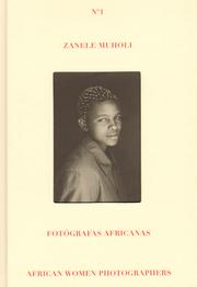 Zanele Muholi - African Women Photographers 1