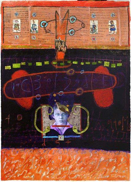 Work by Mary Koenen-Clausen
