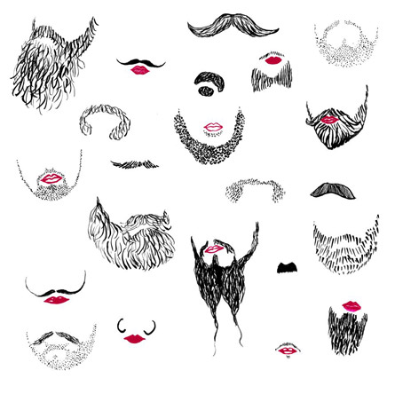 Beard Catalog by Heidi Lunabba