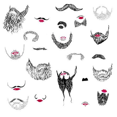 Beard Catalog by Heidi Lunabba