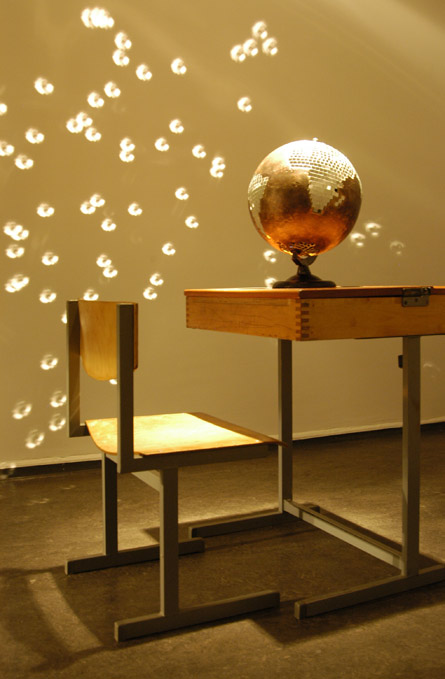 Globe by Laura Lilja, 2008