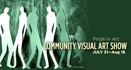 Pride in Art - Community Visual Art Show