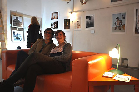 Installation view. O'Less Festivals' Photography Exhibition, 2012.