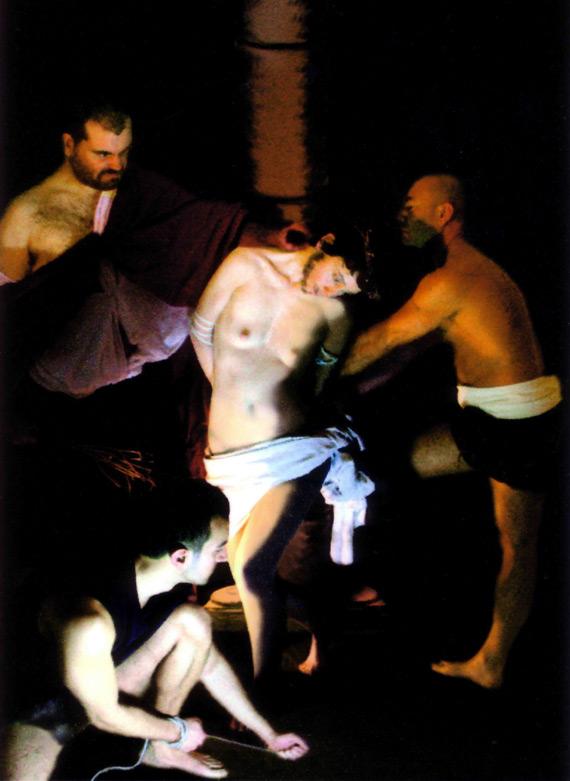 Flagellation by Francesca Alaimo