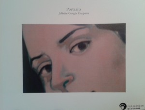 Cover of Portraits by Juleitte Gorge Coppens