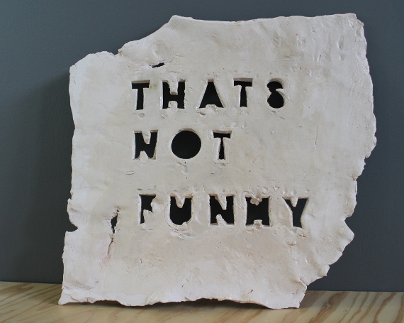 That's Not Funny by Caitlin R. Sweet