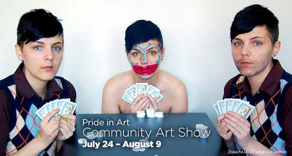 Pride in Art Community Art Show