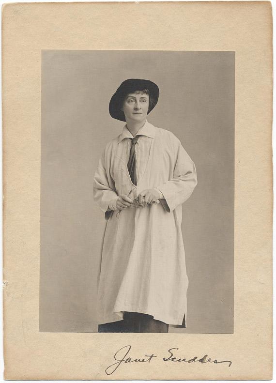 Janet Scudder 1869-1940