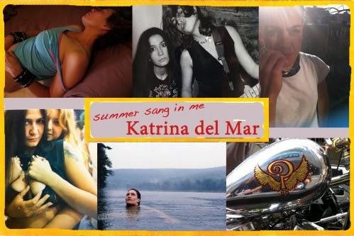 Katrina del Mar press photo
