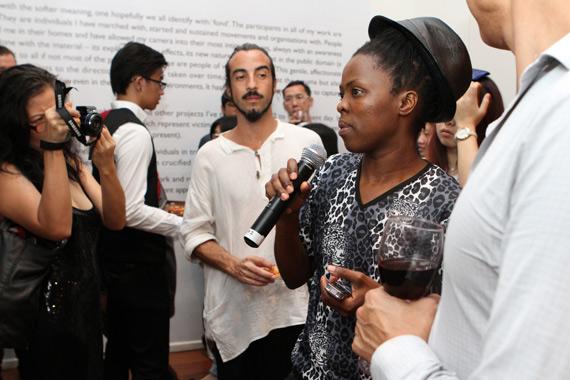 Zanele Muholi visual artist