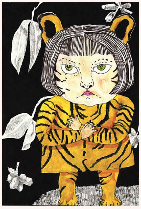 Work by Nina Albrecht