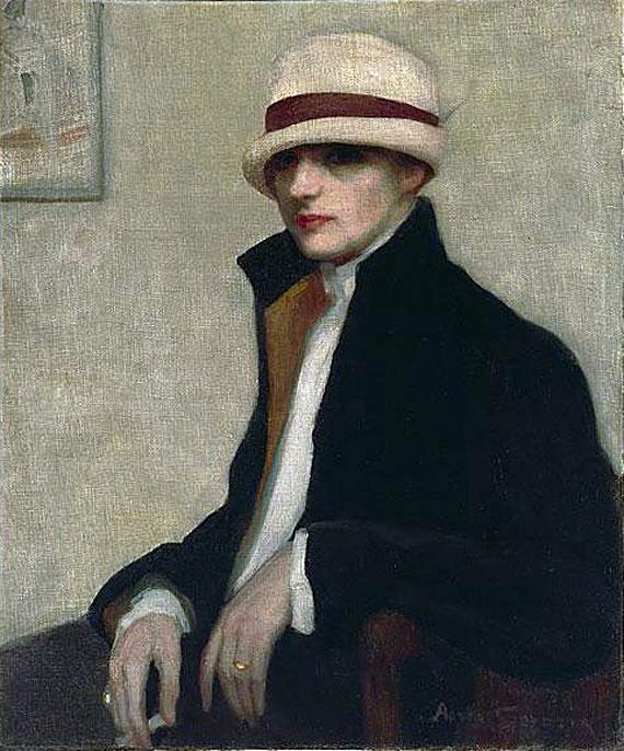 The Parisienne by Agnes Goodsir
