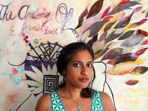 Chitra Ganesh - 2014