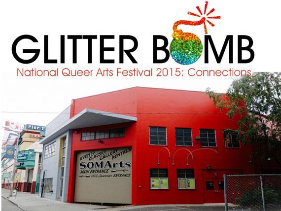 GLITTER BOMB 2015