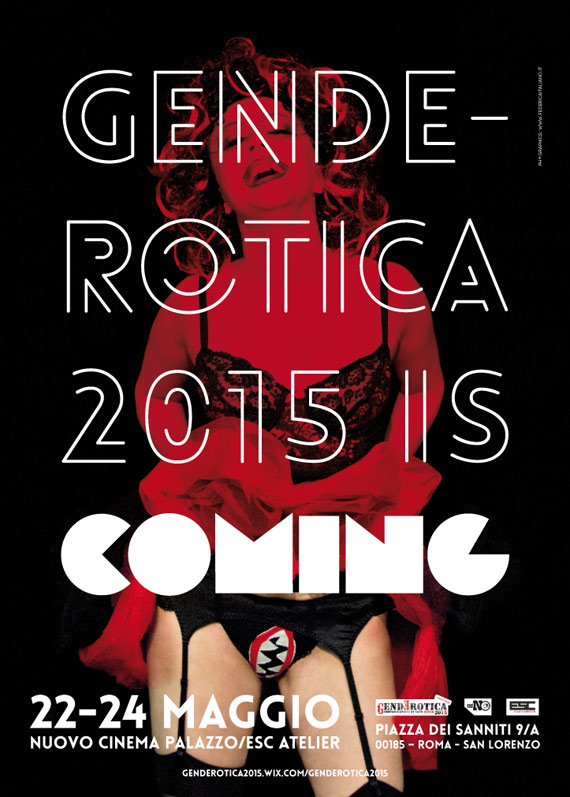 GendErotica, May 2015