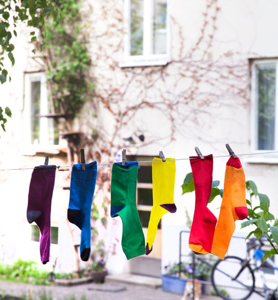 From the Washing Line by Ilar Gunilla Persson