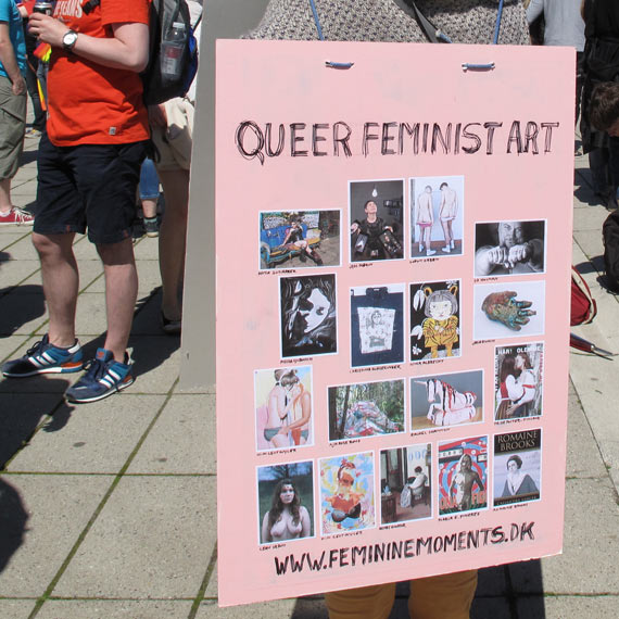 Feminine Moments, Pride Aarhus 2015