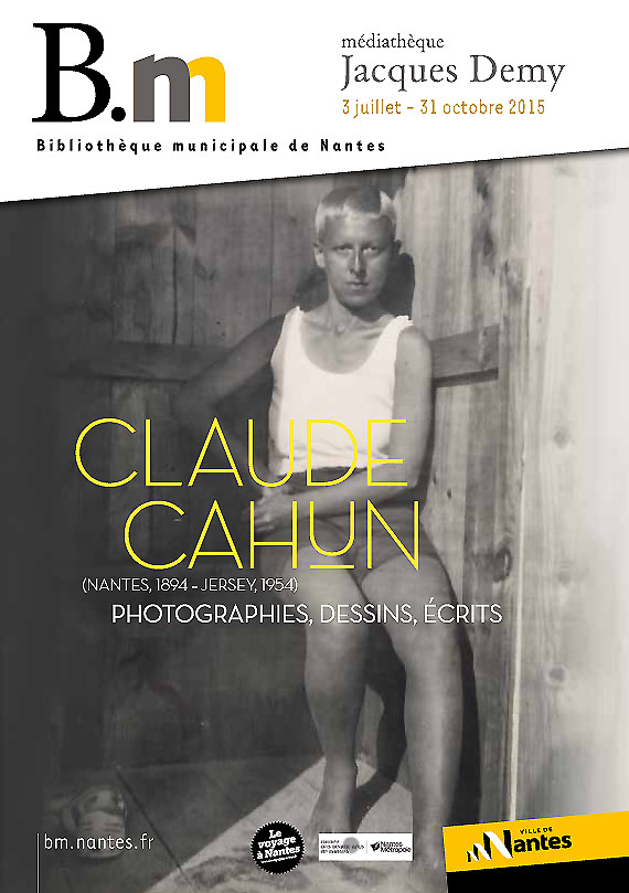 Claude Cahun Programme cove