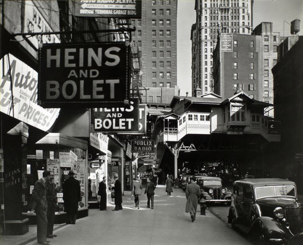 Photo: Berenice Abbott