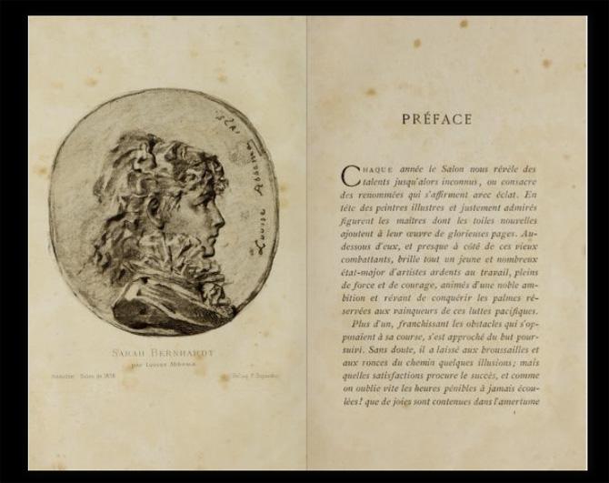 Louise Abbema, preface (1879)