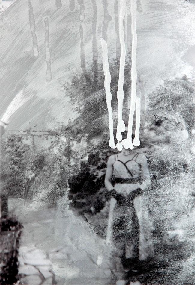 Sara Davidmann, 'The Dress V', 2014
