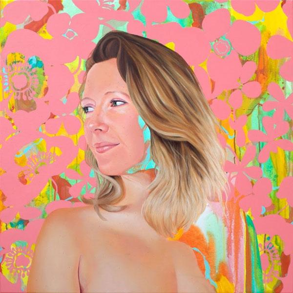 Happy Bec by Kim Leutwyler