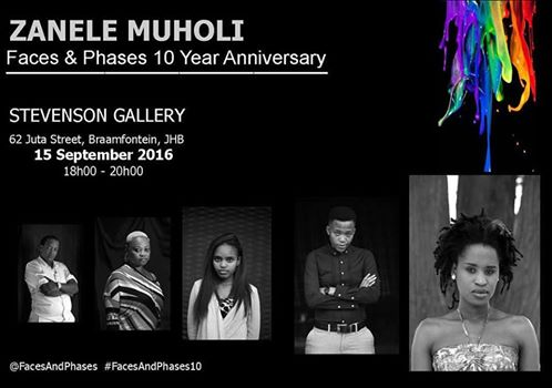 Faces and Phases 10 year anniversary