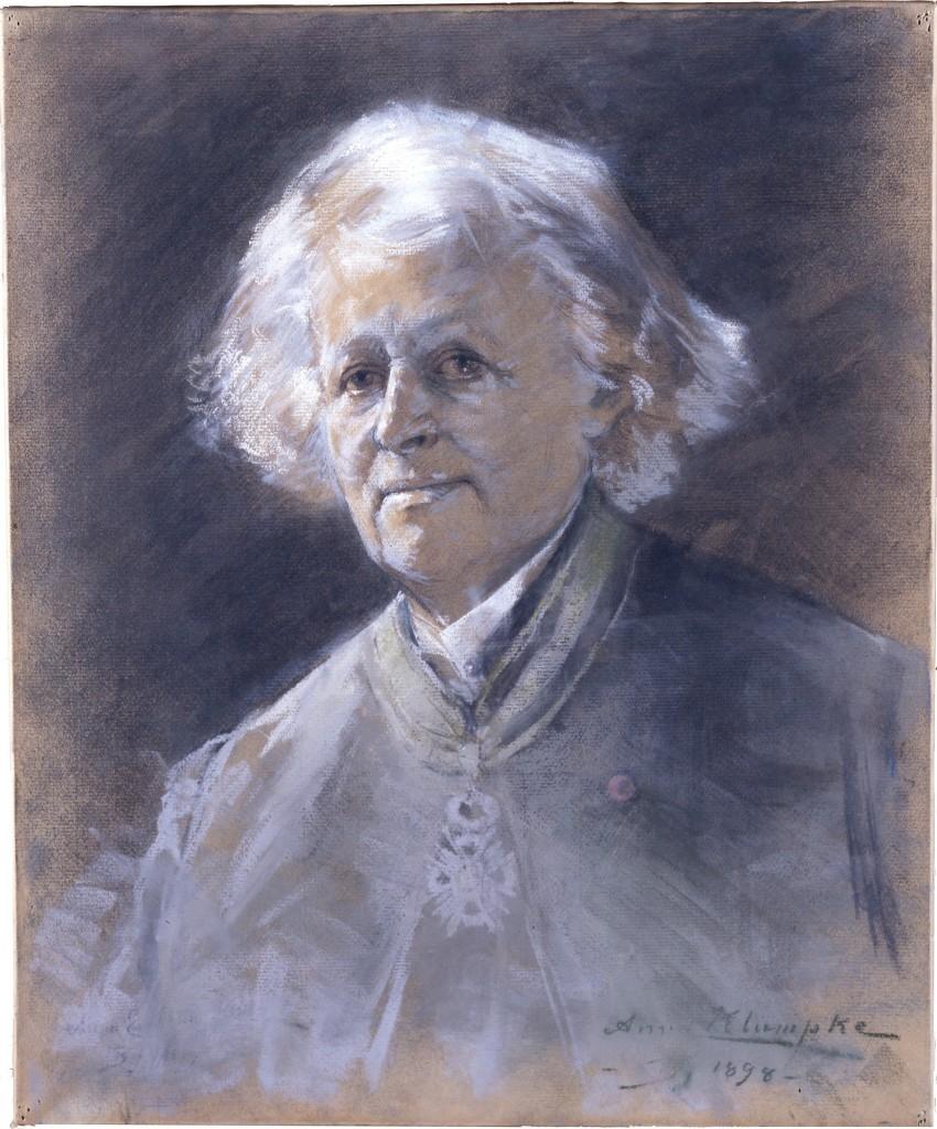 Anna Elizabeth Klumpke's Portrait of Rosa Bonheur, 1898