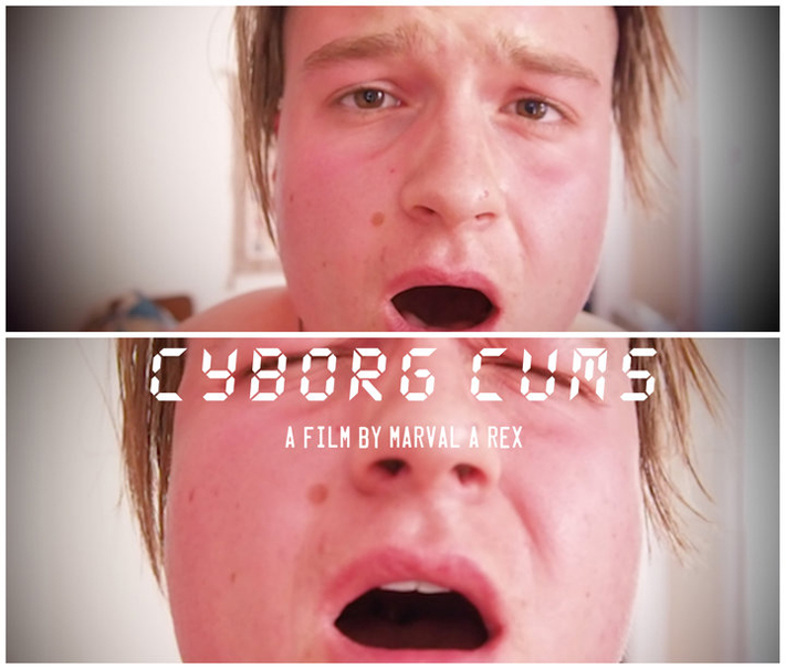 marvalarex_still from the video Cyborgs Cums