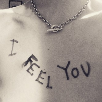 I Feel You by Suzie Pindar